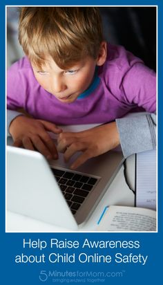 Help Raise Awareness about Child Online Safety