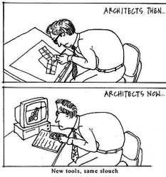 Anyone you ask would tell you that Architects do lots of drawings. Yes this is true but the misconception here is that most people really do think that is all we do - just drawings. This is what i ...