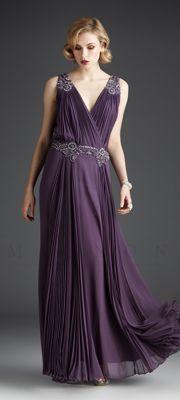 vestido amatista