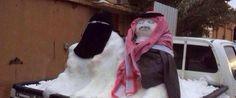 La fatwa contre les bonhommes de neige dun prédicateur saoudien moquée sur internet (PHOTOS)