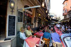 Faros Restaurant Sultanahmet Istanbul, Seafood, Steak, Salads, Restaurant, Desserts, Pizza, Kitchens, Sea Food