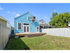 New Orleans property for sale located at 2821 St Ann Street, New Orleans, LA…