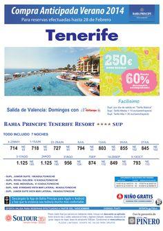 Tenerife, hasta 60% Compra Anticipada Bahía Príncipe Tenerife Resort, salidas desde Valencia ultimo minuto - http://zocotours.com/tenerife-hasta-60-compra-anticipada-bahia-principe-tenerife-resort-salidas-desde-valencia-ultimo-minuto-2/