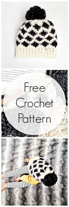 modern crochet patterns, free crochet hat pattern, crochet waistcoat stitch, center single crochet stitch pattern, toddler crochet hat pattern, knit look crochet pattern