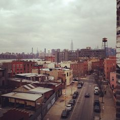 Bushwick | Brooklyn | NYC. My former neighborhood!