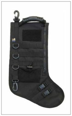 New Tactical Christmas Stocking