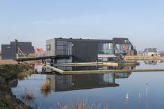 Drijvende woningen Meerstad Groningen | ABC Arkenbouw
