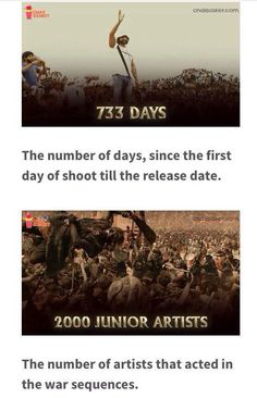 773 day to make and more than 2000 junior artist !!Bahubali Funny Jokes meme and Trolls