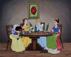 Disney meets Frida Kalo