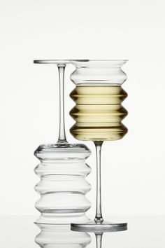 Drinkin' from this #Stemware, you'll be less apt to spill