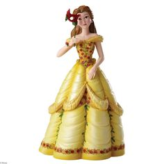 Disney Showcase Belle Masquerade Figurine #DisneyShowcaseBelleMasqueradeFigurine #HauteCouture4046620 #FineGiftsNottingham
