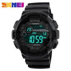 SKMEI DOUBLE TIME Sport Watch for Men //Price: $20.99 & FREE Shipping //   https://www.freeshippingwatches.com/shop/skmei-double-time-sport-watch-for-men/    #watches