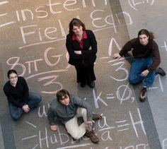 Dr. Megan Kathleen Pickett, Associate Professor of Physics