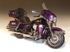 Harley Davidson - Escala 1:12 - Harley Davidson - Motos de calle ...