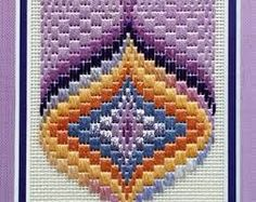 Image result for bargello needlepoint