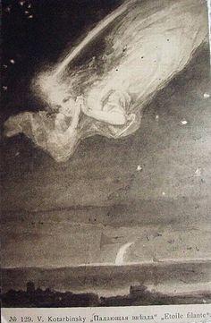 """Shooting Star"" by Wilhelm Kotarbinski"