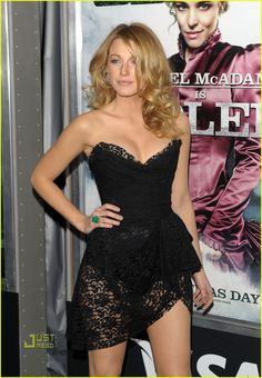 Blake Lively in Dolce & Gabbana