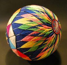 How to DIY Unique Embroidered Temari Balls 5