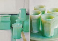 Good Things by David: Martha's Green Glass