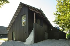 Studio SKA - Passief schuurhuis, Haren - 2011