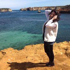 Da pra voltar?  Quero aula nao! #australia #greatoceanroad #saudades by robertanakao