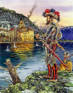 Hans Franz Nägeli (* 1497 in Aigle; † January 9, 1579 in Bern) was a Bernese statesman and general who became known as conqueror of Vaud.