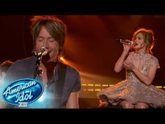 "▶ Idol Finale - The Idol Judges and Randy Jackson ""True Colors"" and ""Go Your Own Way"" - AMERICAN IDOL - YouTube.  So fun to be in the audience, with CC, Kenzie, Sierra, Kayla, Pennie  Em... great time.  :)"