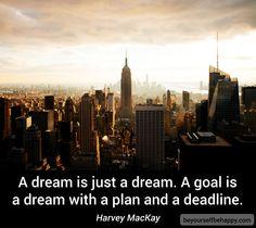 #success #dream #motivation #plan #deadline #goal #quotes web: http://www.beyourselfbehappy.com/post.xhtml?id=119