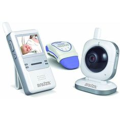Snuza Trio Plus Baby Monitor System - Movement Tracking, Room Temperature Display, 2-Way Audio, and Live Video Feed - Includes Snuza Video and Snuza Hero Units - Deal Summer http://dealsummer.com/snuza-trio-plus-baby-monitor-system-movement-tracking-room-temperature-display-2-way-audio-and-live-video-feed-includes-snuza-video-and-snuza-hero-units/