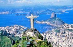 Rio de Janeiro, 448 years! Congratulations!