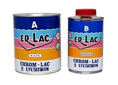 CHROM-LAC 2 ΣΥΣΤΑΤΙΚΩΝ ΜΑΤ 30% - ΤΕΛΙΚΗ ΛΑΚΑ ΠΟΛΥΟΥΡΕΘΑΝΗΣ 2 ΣΥΣΤΑΤΙΚΩΝ - ERLAC