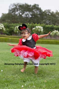 Halloween Minnie Mouse inspired costume for by 7dwarfsworkshop, $52.50 on sale now from $65!!!!!