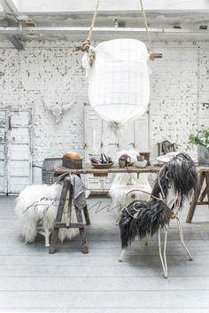 ATELIER RUE VERTE , le blog: Finlande / Linen By Pias, du naturel dans la maison /