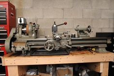 Photo Index - South Bend Lathe Works - Model A | VintageMachinery.org