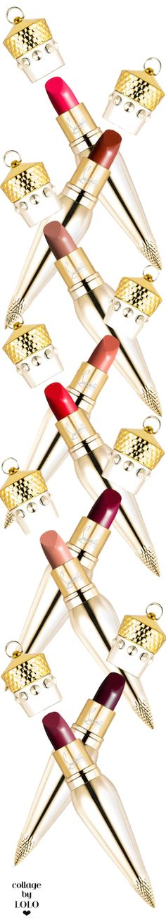 MISS MILLIONAIRESS LOVES~ CHRISTIAN LOUBOUTIN LIP COLOUR | LOLO❤