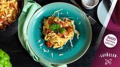 Lefőzlek - Paradicsomos-kolbászos tagliatelle Ethnic Recipes, Food, Essen, Meals, Yemek, Eten