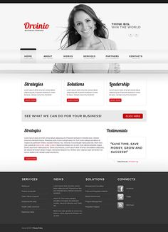 Different Look Joomla Template by Html5 Web Templates