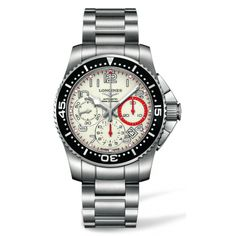 LONGINES HYDROCONQUEST L3.696.4.13.6 #reloj #watch