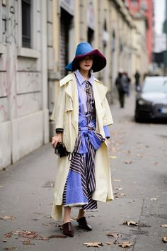 Best Street Style Spotted at MFW – Best Outfits From Fall Milan Fashion Week