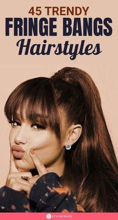 Ariana Grande Fringe, Ariana Grande Linda, Adriana Grande, Ariana Grande Photoshoot, Cuerpo Ariana Grande, Cabello Ariana Grande, Ariana Video, Fringe Bangs, Ariana Grande Wallpaper