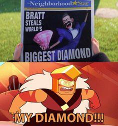 Muh Diamond! | Steven Universe | Know Your Meme