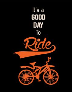 Good Day To Ride Shirt | Shirts & Tops | American Apparel / Bella Canvas Flowy Tank / Women's Premium Tee / Hanes / Bella Canvas V-Neck | Click Image to Purchase
