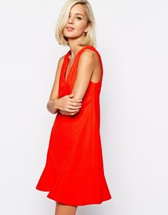 River Island Sleeveless Shift Dress.  Nice one for a daily wedding