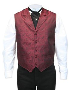I think this is the vest I'll buy my son to wear for the wedding!