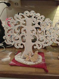 Piparipuu - by Marjo -- Piparkakku, Joulu, Gingerbread tree, Christmas