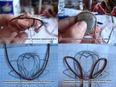 ZN Украшения ручной работы. Wire Wrapping   VK