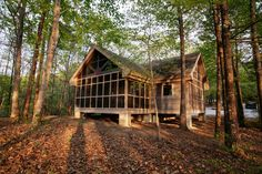 From on-the-water escapes to cozy retreats in the mountains, these cabins in South Carolina state parks make exploring the outdoors easy.