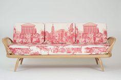 Timorous Beasties Studio Couch for Ercol - Best Sofas (houseandgarden.co.uk)