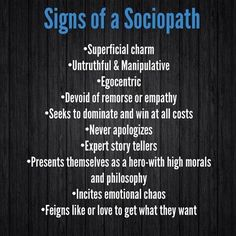 Is it bad I want a perspective from a sociopath on how to improve rather than from the victim pov? Because I may or may not be a sociopath Narcissistic People, Narcissistic Behavior, Narcissistic Abuse Recovery, Narcissistic Sociopath, Narcissistic Personality Disorder, Personality Disorder Types, Personality Quotes, Signs Of A Sociopath, Sociopath Traits