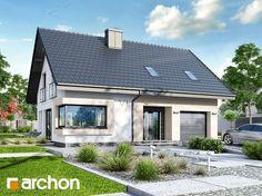 Dom w zdrojówkach - nowy projekt domu w ofercie ARCHON+